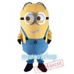 Cute Minions Mascot Costume Cosplay Mascot Costume