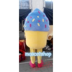 Cupcake Mascot Costume Foreign Trade Custommade