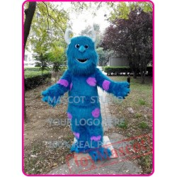 Sully Monsters Mascot Costume Sulley