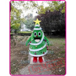 Chrismas Tree Mascot Costume