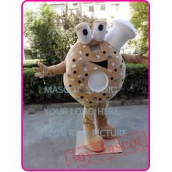 Pancake Donut Mascot Costume