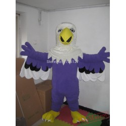 Eagle Mascot Hawk Falcon Mascot Costume Eaglet Cosplay