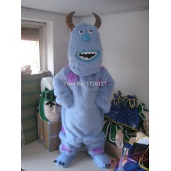 Sully Monsters Mascot Sulley Costume