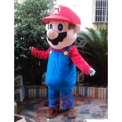Super Mario Mascot Costume