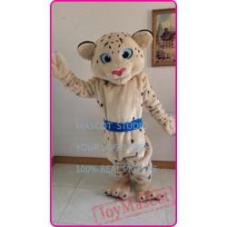 Mascot Leopard Panther Mascot Costume Cheetah