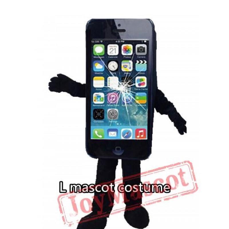 sc 1 st  Mascot Shop & Damaged Broken Iphone Phone Mascot Costume Iphone Mascot Costume