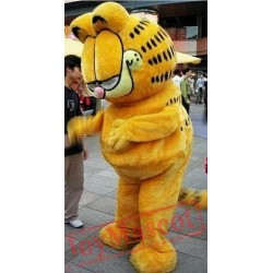Garfield Cat Mascot Costume Animal Costumes