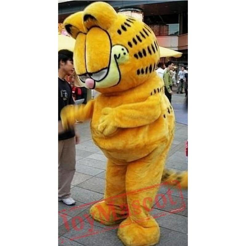 Garfield Cat Mascot Costume Animal Costumes