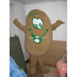 Mascot Potato Mascot Costume Vegetable Anime Cosplay