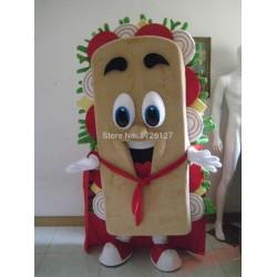 Mascot Hamburger Mascot Burger Costume