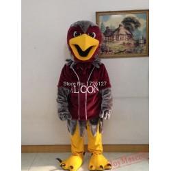 Mascot Falcon Mascot Hawk Eagle Mascot Costume