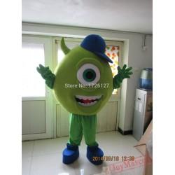 Mascot Mike Monsters Mascot Costume
