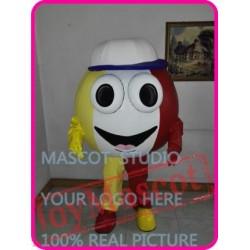 Mascot Beach Ball Mascot Costume