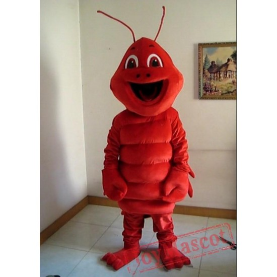 Mascot Lobster Labster Mascot Costume Anime Cosplay