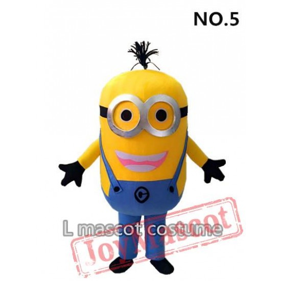 Christmas Edition Minion Mascot Costume