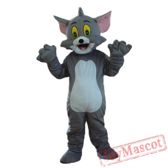 Tom Cat / Jerry Mouse Cartoon Mascot Costume