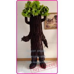 Mascot Green Tree Mascot Mascot Costume