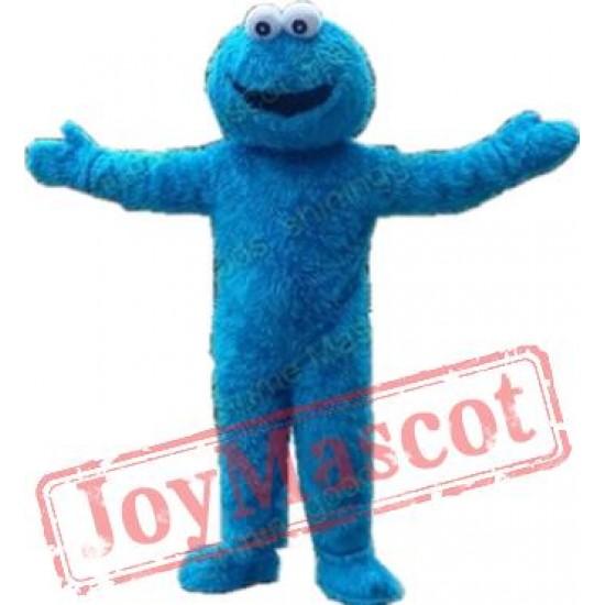 Adult Size Sesame Street Elmo Mascot Costume
