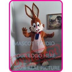 Mascot Easter Rabbit Bunny Mascot Costume