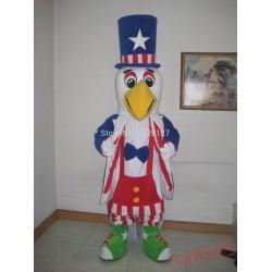 Hat Eagle Mascot Hawk Falcon Mascot Costume
