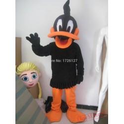 Daffy Duck Cartoon Mascot Costume