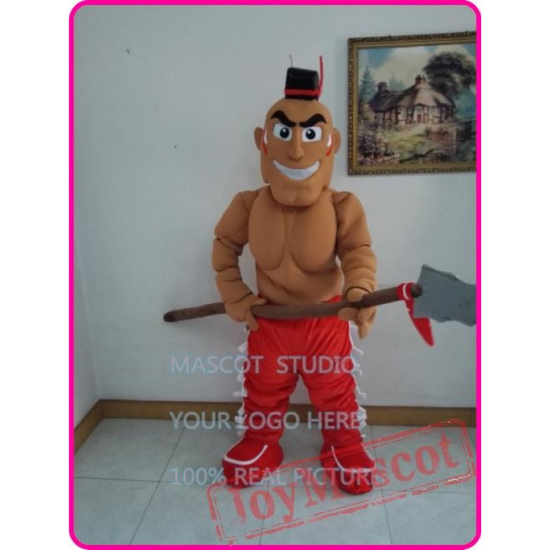 sc 1 st  Mascot Shop & Mascot Mexican Mascot Indian Costume Warrior