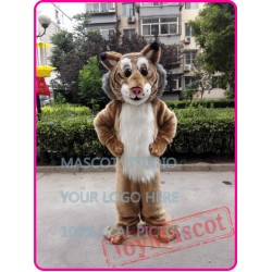 Bobcat Mascot Costume Wildcat Wild Cat Mascot