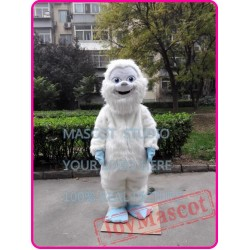 Yeti Mascot Costume Big Foot Mascot Snowman
