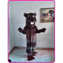 Mascot Beaver Sinocastor Castor Mascot Costume Anime Cosplay