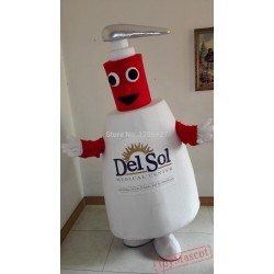 Hand Washing Liquid Soap Mascot Costume