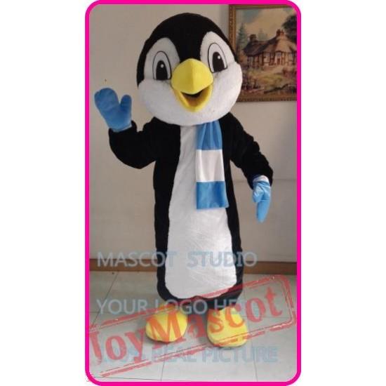 Mascot Penguin Family Mascot Plush Costume
