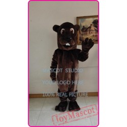 Beaver Sinocastor Mascot Costume Anime Cosplay Cartoon