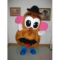 Mascot Potato Head Toy Mascot Costume Anime Cosplay