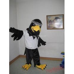Eagle Mascot Hawk Falcon Eaglet Mascot Costume