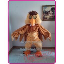 Mascot Owl Mascot Costume