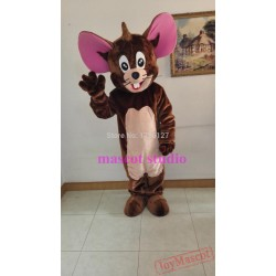 Mascot Jerry Mouse Mascot Costume Cartoon Costumes
