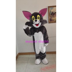 The Cat Mascot Costume Cartoon Costumes