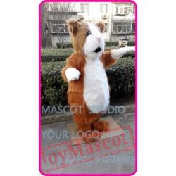 Mascot Long Plush Hamsters Mascot Costume