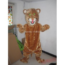 Cougar Mascot Panther Leopard Jaguar Cougar Costume