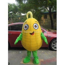 Mascot Corn Mascot Maize Costume