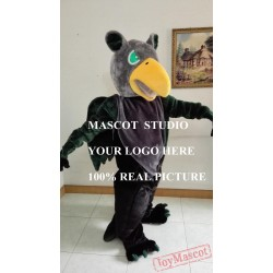 Green Griffin Mascot Gryphon Costume