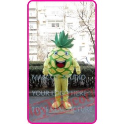 Mascot Pineapple Mascot Costume