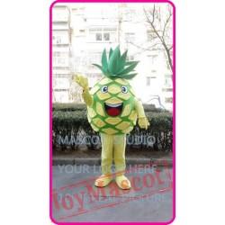 Mascot Pineapple Mascot Costume