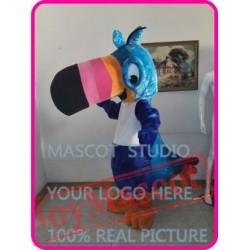 Mascot Toucan Mascot Costume