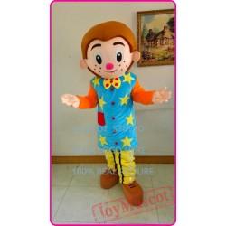 Mascot Clown Mascot Costume Cartoon Anime