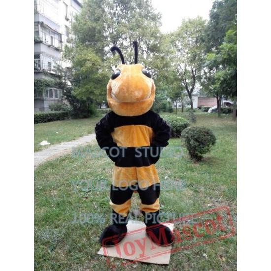 Hornet Bee Mascot Costume Horney Bee
