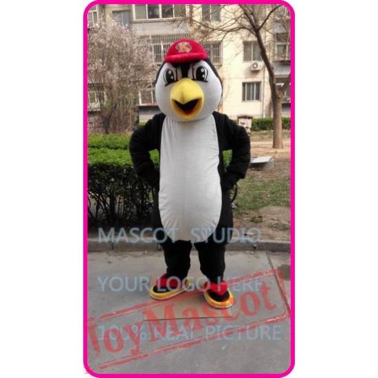Mascot Penguin Mascot Costume Cartoon