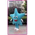 Starfish Mascot