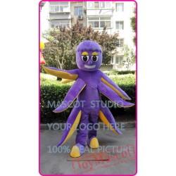 Mascot Octopus Mascot Sqiud Costume