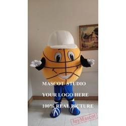 Mascot Basketball Mascot Ball Costume Cartoon Anime Cosplay